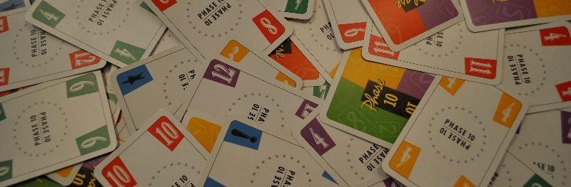 spielregeln phase 10 kartenspiel